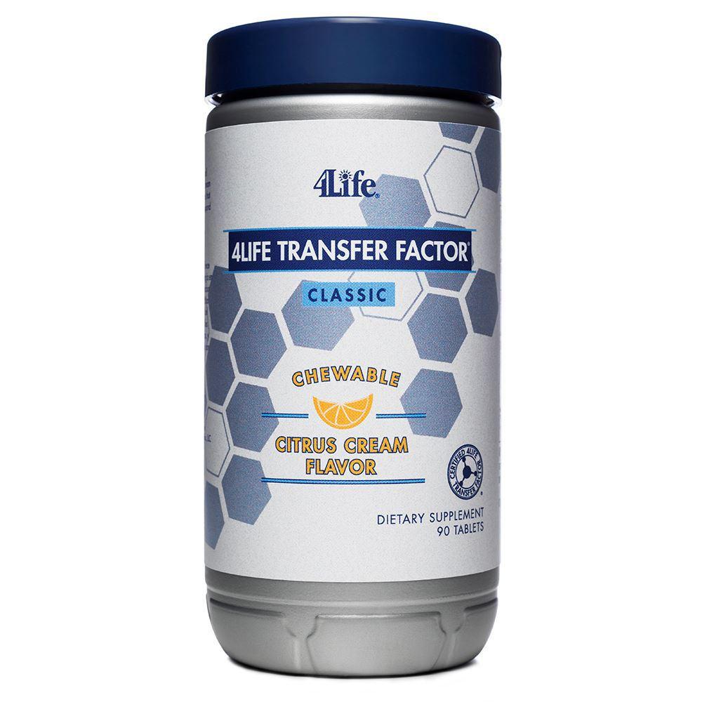 Transfer Factor Clasico Chewable: es lo que contiene